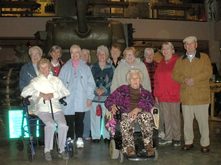 Outing to WWII Museum in NH