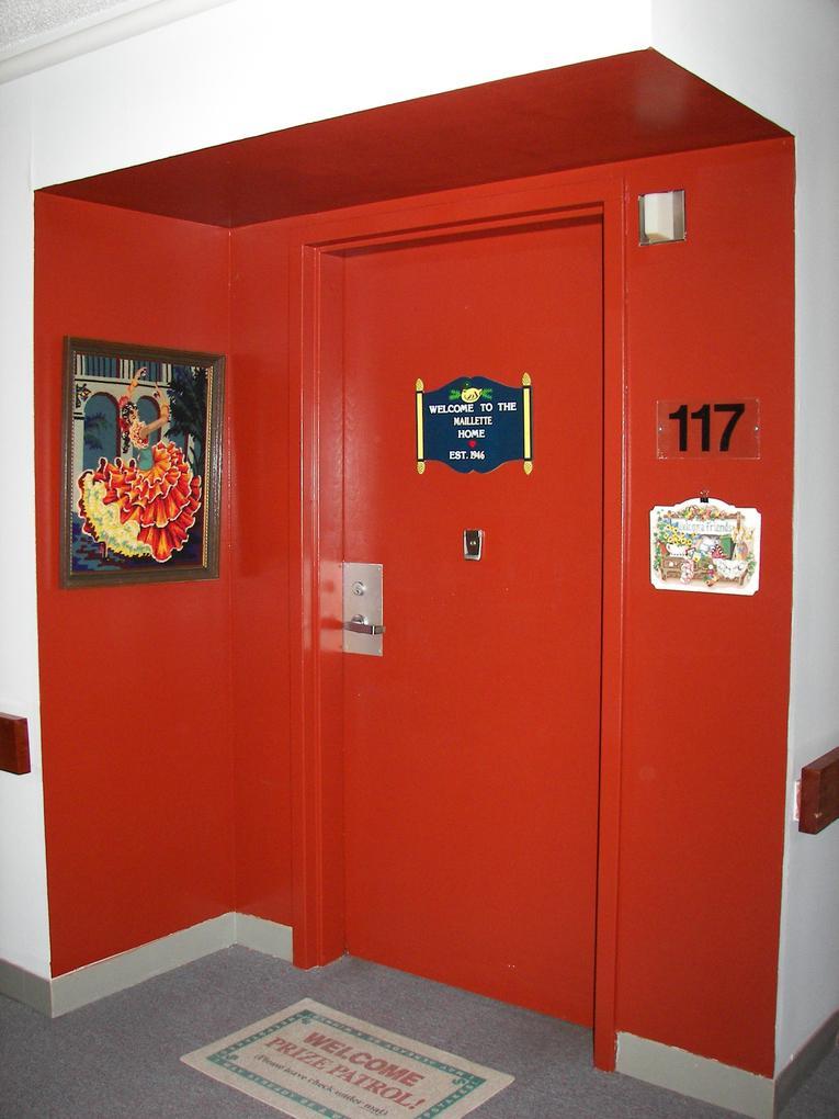 PWM 2nd Floor Door