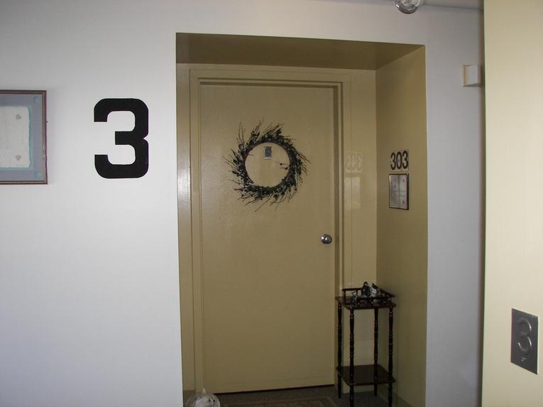 PWM 3rd Floor Door