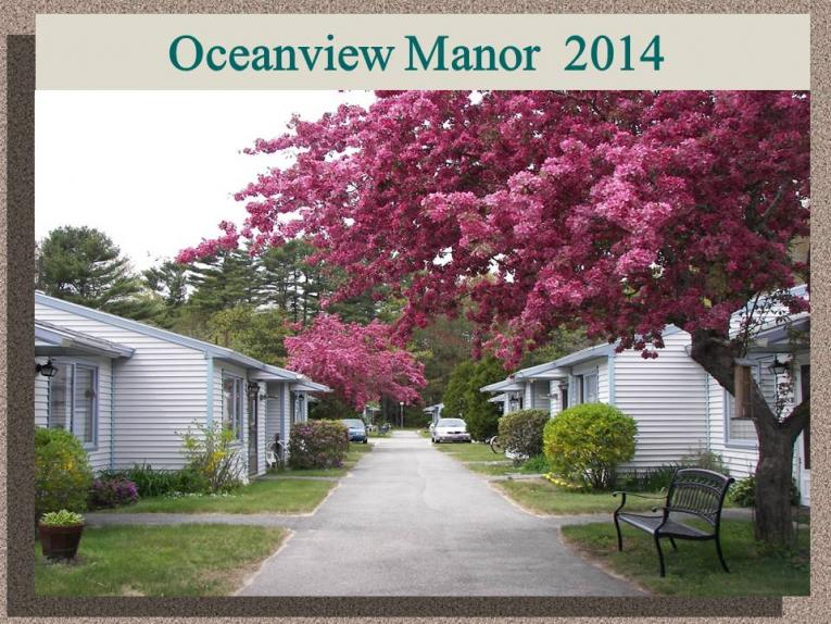 Oceanview Manor 2014