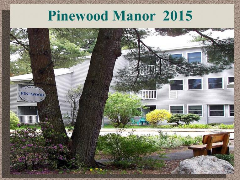 Pinewood Manor - 2015