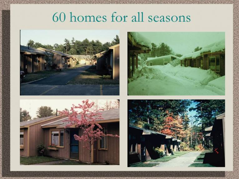 60 Homes for All Seasons