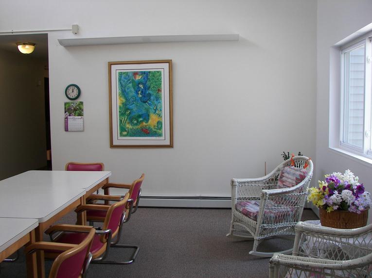 Studio Common Space
