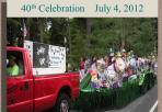 40th Celebration - July 4, 2012